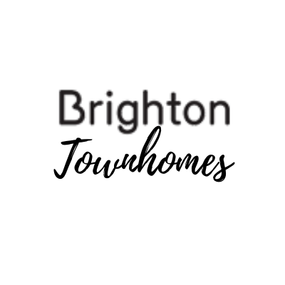 Brighton Townhomes Community Logo