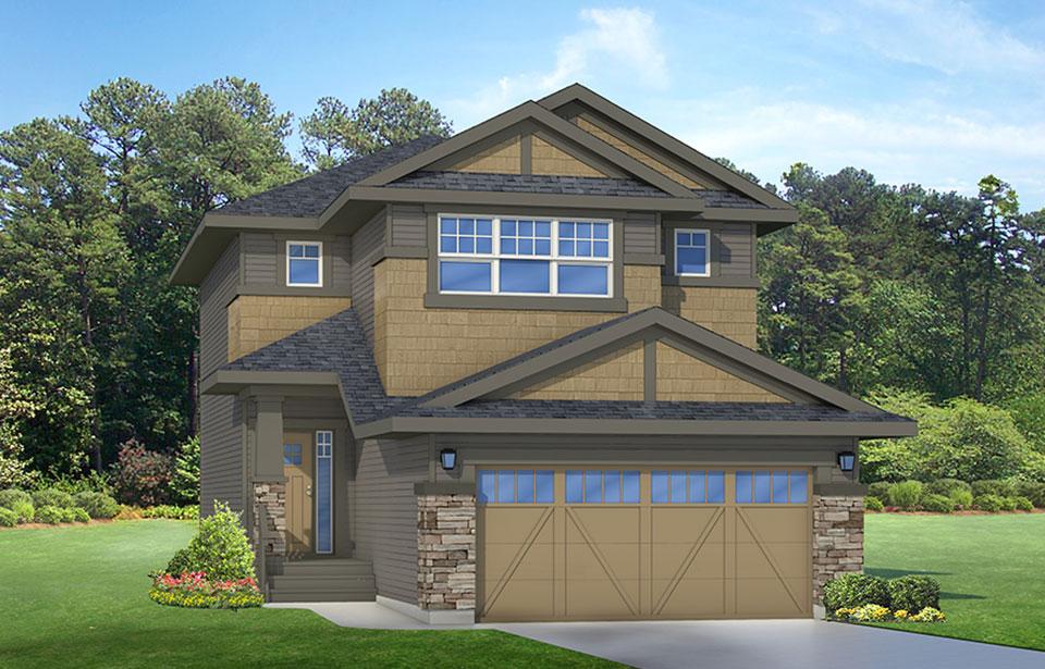 TAHOE II  elevation image